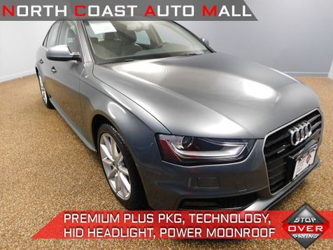 2016 Audi A4 Premium Plus in Bedford, Ohio