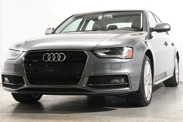 2016 Audi A4 Premium Plus S-Line