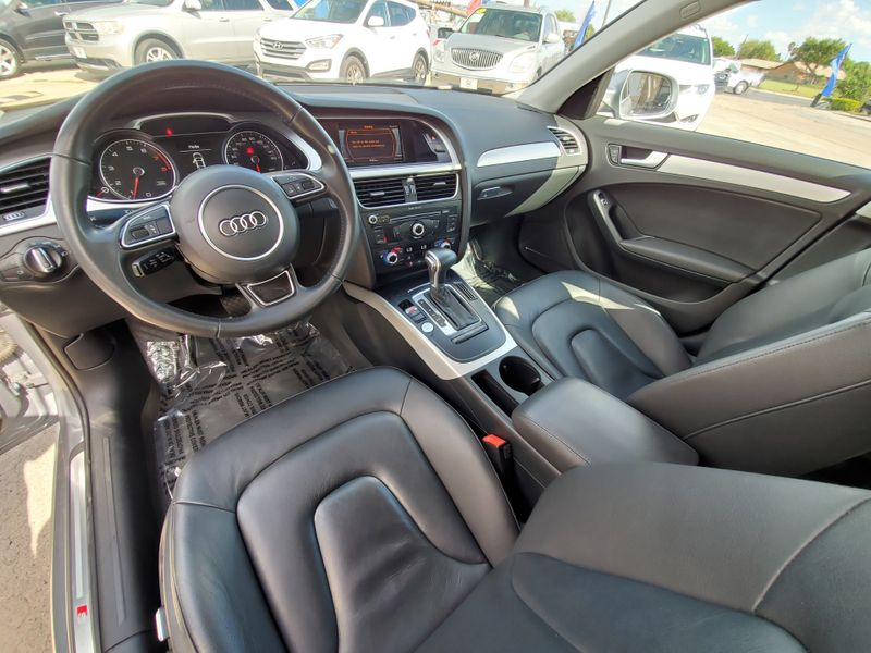 2016 Audi A4 Premium  Brownsville TX  English Motors  in Brownsville, TX