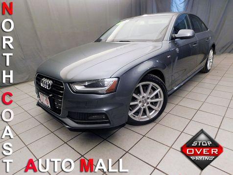 2016 Audi A4 Premium in Cleveland, Ohio