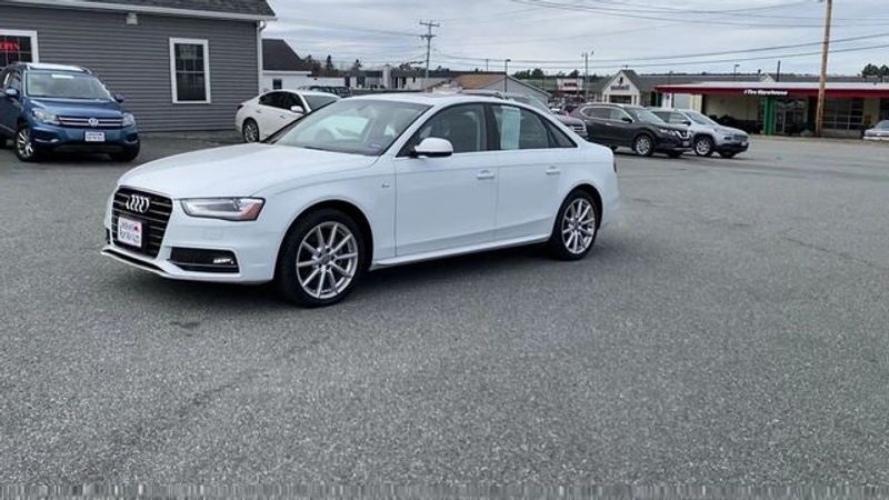 2016 Audi A4 Premium  in Bangor, ME
