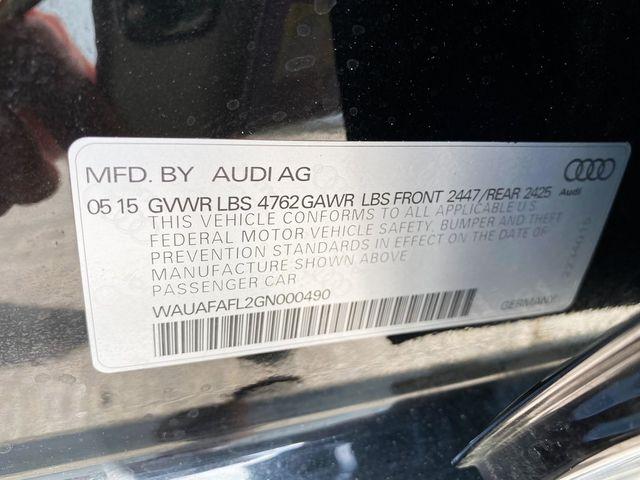 2016 Audi A4 Premium Madison, NC 38