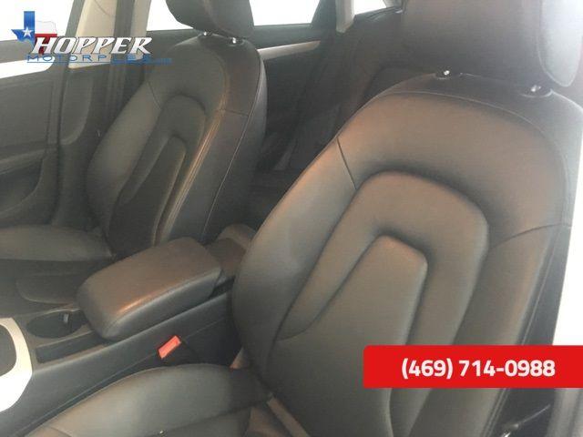 2016 Audi A4 2.0T Premium S Line in McKinney Texas, 75070
