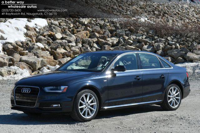 2016 Audi A4 Premium Naugatuck, Connecticut