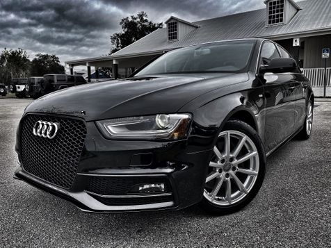 2016 Audi A4 A4 QUATTRO AWD PREMIUM LEATHER ROOF CARFAX in Plant City, Florida