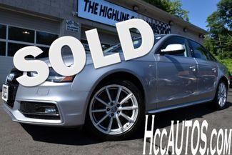 2016 Audi A4 Premium Plus Waterbury, Connecticut