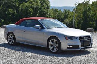 2016 Audi A5 Cabriolet Premium Plus Naugatuck, Connecticut 10