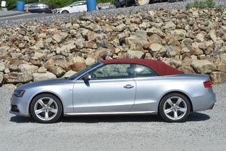 2016 Audi A5 Cabriolet Premium Plus Naugatuck, Connecticut 5