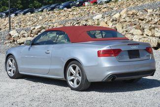 2016 Audi A5 Cabriolet Premium Plus Naugatuck, Connecticut 6