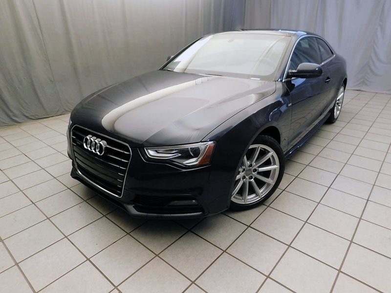 2016 Audi A5 Coupe Premium Plus  city Ohio  North Coast Auto Mall of Cleveland  in Cleveland, Ohio