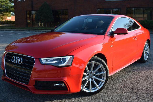 2016 Audi A5 Coupe Premium