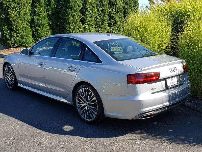 2016 Audi A6 30T Premium Plus Quattro  Driver Assist S-Line Sport Cold Weather Bose 20   city Washington  Complete Automotive  in Seattle, Washington