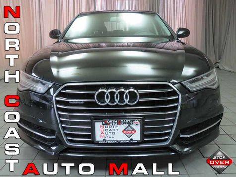 2016 Audi A6 2.0T Premium Plus in Akron, OH
