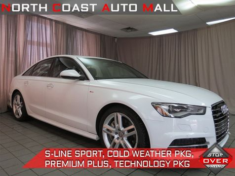 2016 Audi A6 2.0T Premium Plus in Akron, OH