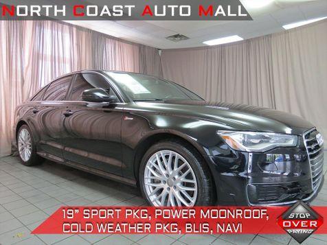 2016 Audi A6 3.0T Premium Plus in Akron, OH