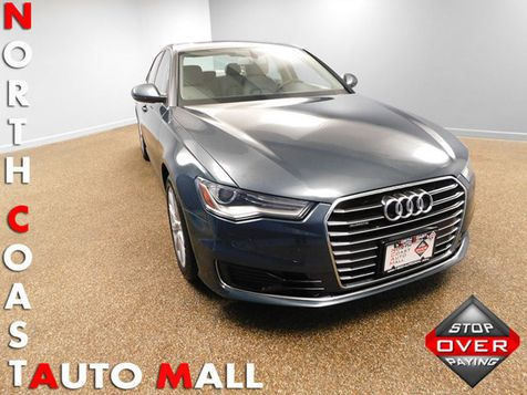 2016 Audi A6 2.0T Premium in Bedford, Ohio
