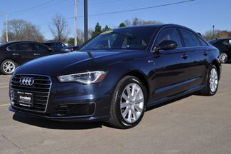 2016 Audi A6 3.0T Premium Plus in Bettendorf, Iowa 52722
