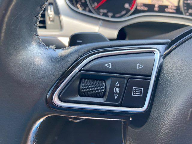 2016 Audi A6 3.0T Premium Plus in Boerne, Texas 78006