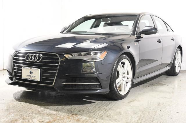 2016 Audi A6 3.0T Premium Plus in Branford, CT 06405