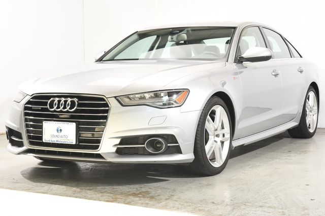 2016 Audi A6 3.0T Premium Plus w/ Nav & Blind Spot