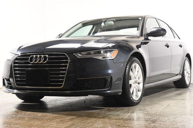 2016 Audi A6 3.0T Premium Plus S-Line
