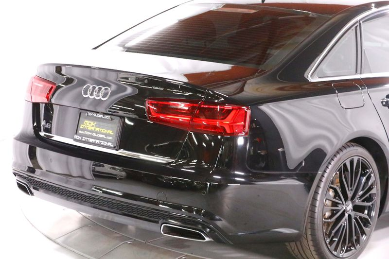 2016 Audi A6 20T Premium Plus - S-Line Sports pkg - Navigation  city California  MDK International  in Los Angeles, California