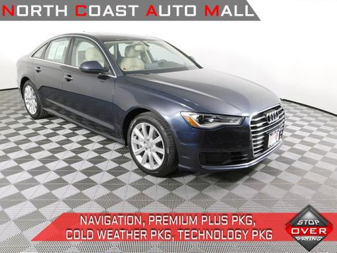 2016 Audi A6 2.0T Premium Plus in Cleveland, Ohio