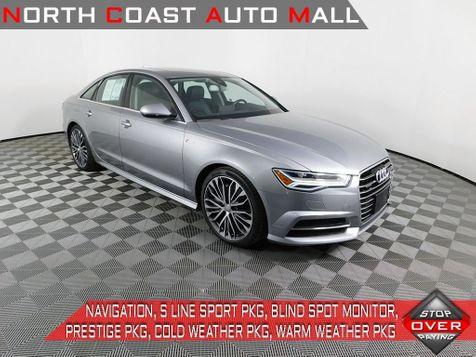 2016 Audi A6 3.0T Prestige in Cleveland, Ohio