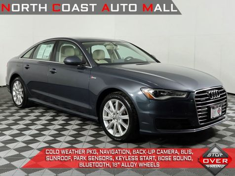 2016 Audi A6 3.0T Premium Plus in Cleveland, Ohio