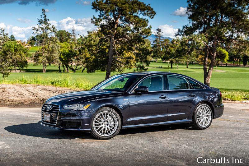 2016 Audi A6 3.0T Prestige Quattro | Concord, CA | Carbuffs