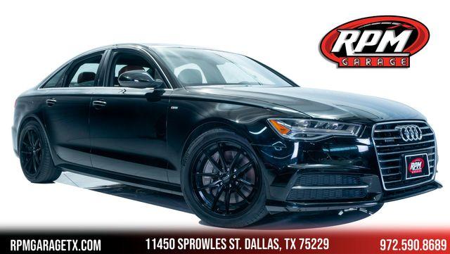 2016 Audi A6 2.0T Premium Plus in Dallas, TX 75229
