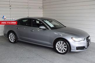 2016 Audi A6 2.0T Premium Plus in McKinney Texas, 75070