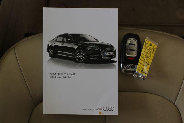 "2016 Audi A6 2.0T Premium FWD - SUNROOF - 20"" NICHE WHEELS! Mooresville , NC 19"
