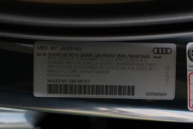 "2016 Audi A6 2.0T Premium FWD - SUNROOF - 20"" NICHE WHEELS! Mooresville , NC 49"