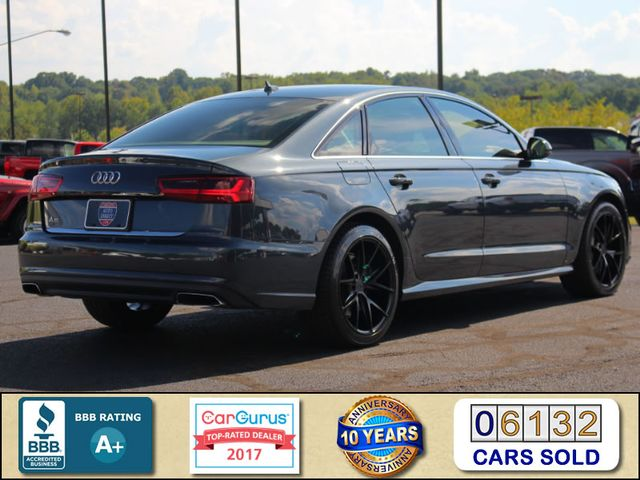 "2016 Audi A6 2.0T Premium FWD - SUNROOF - 20"" NICHE WHEELS! Mooresville , NC 2"