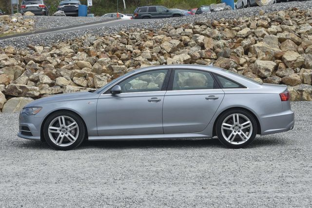 2016 Audi A6 3.0T Premium Plus Naugatuck, Connecticut 1