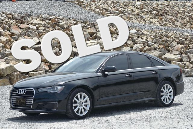 2016 Audi A6 2.0T Premium Plus Naugatuck, Connecticut