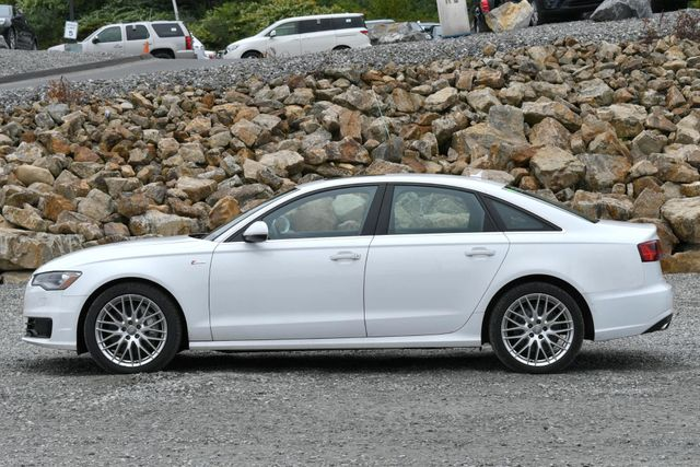 2016 Audi A6 3.0T Premium Plus Naugatuck, Connecticut 1