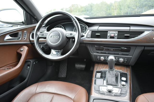 2016 Audi A6 3.0T Premium Plus Naugatuck, Connecticut 12