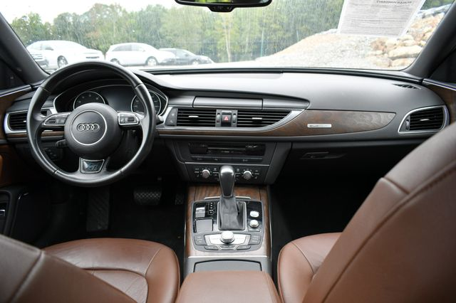 2016 Audi A6 3.0T Premium Plus Naugatuck, Connecticut 13