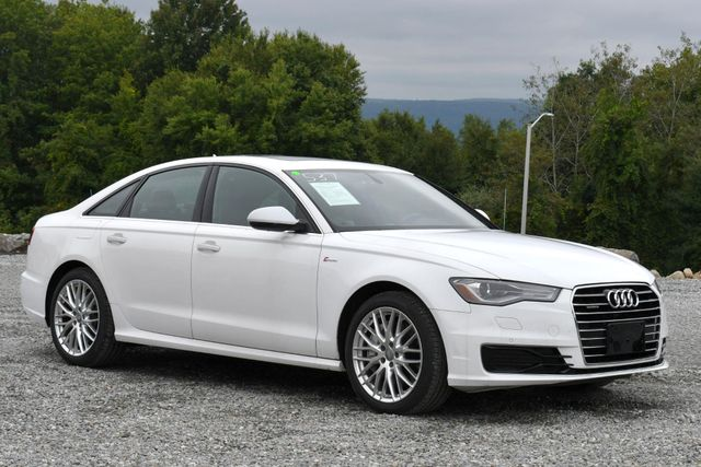 2016 Audi A6 3.0T Premium Plus Naugatuck, Connecticut 6