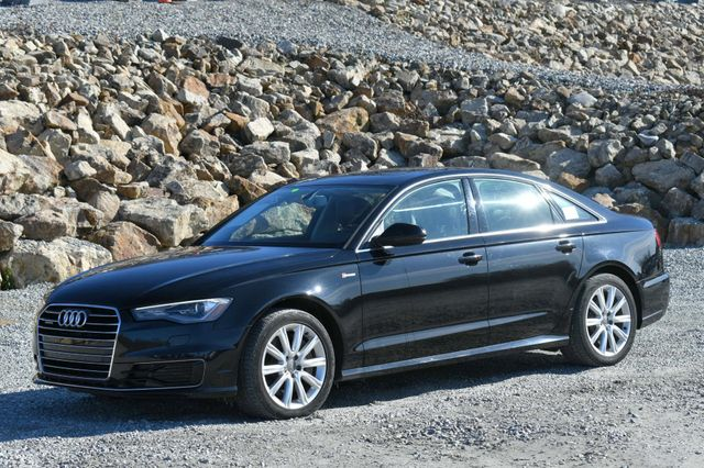 2016 Audi A6 3.0T Premium Plus Naugatuck, Connecticut