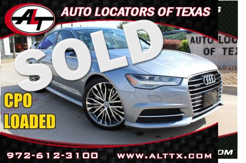 2016 Audi A6 Prestige | Plano, TX | Consign My Vehicle in Plano TX