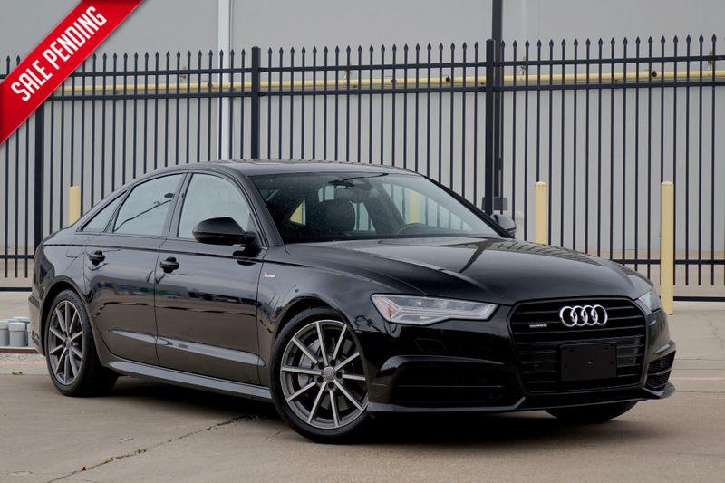 2016 Audi A6 3.0T Prestige | Plano, TX | Carrick's Autos in Plano TX