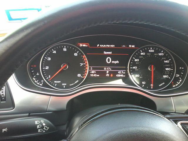 2016 Audi A7 3.0 Premium Plus S-line Sport Boerne, Texas 26