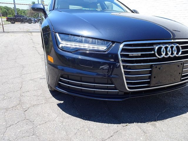 2016 Audi A7 3.0 Premium Plus Madison, NC 8