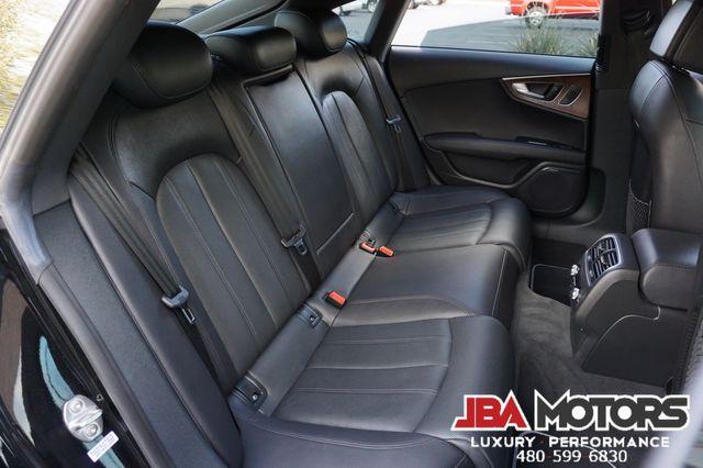 2016 Audi A7 3.0 Prestige Pkg S Line Driver Assist Black Optic in Mesa, AZ 85202