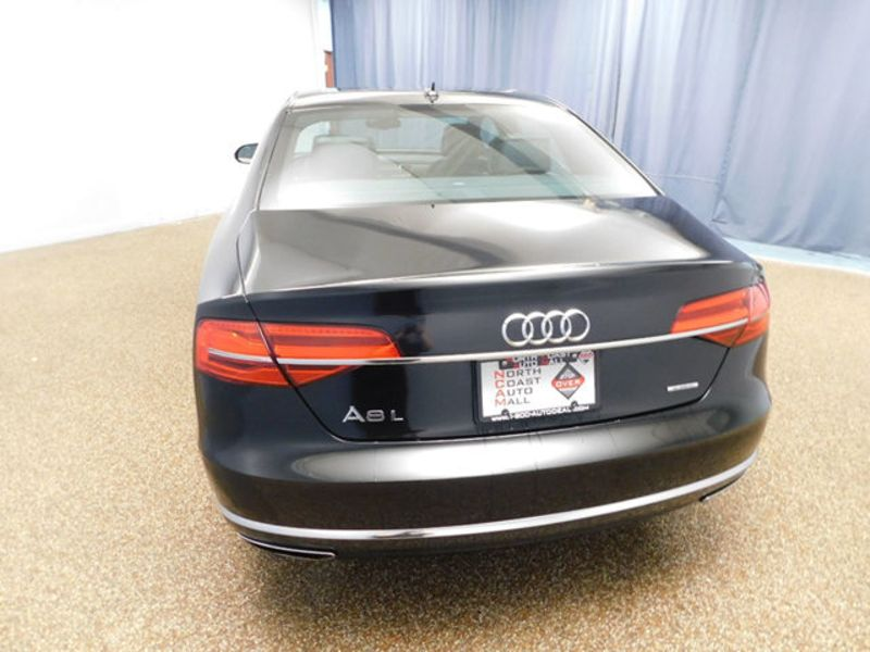 2016 Audi A8 L 30T  city Ohio  North Coast Auto Mall of Bedford  in Bedford, Ohio