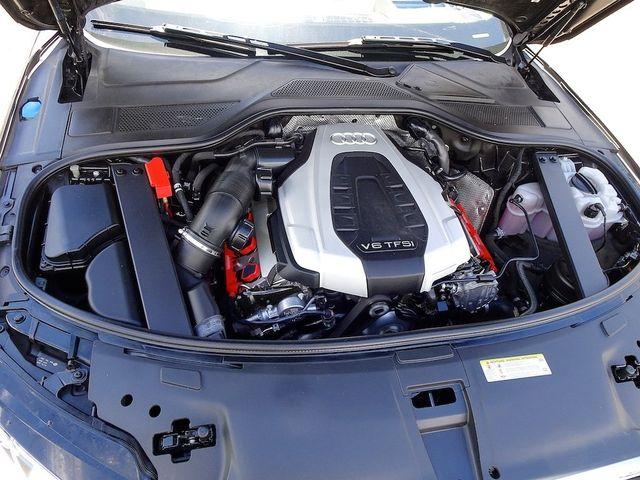 2016 Audi A8 L 3.0T Madison, NC 56