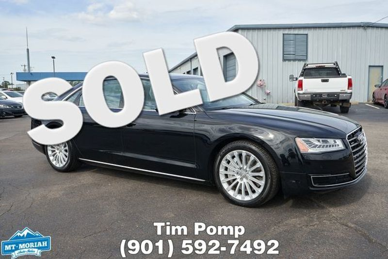 2016 Audi A8 L 3.0T | Memphis, Tennessee | Tim Pomp - The Auto Broker in Memphis Tennessee